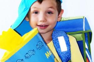 Tolles Schultaschen-Set als Geschenkidee für die ABC-Schützen